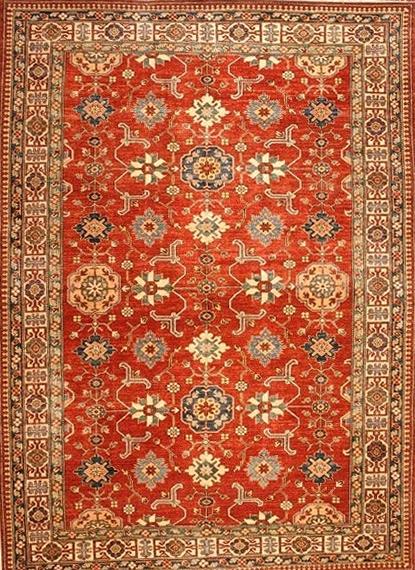 Tapis kazak Ghazni